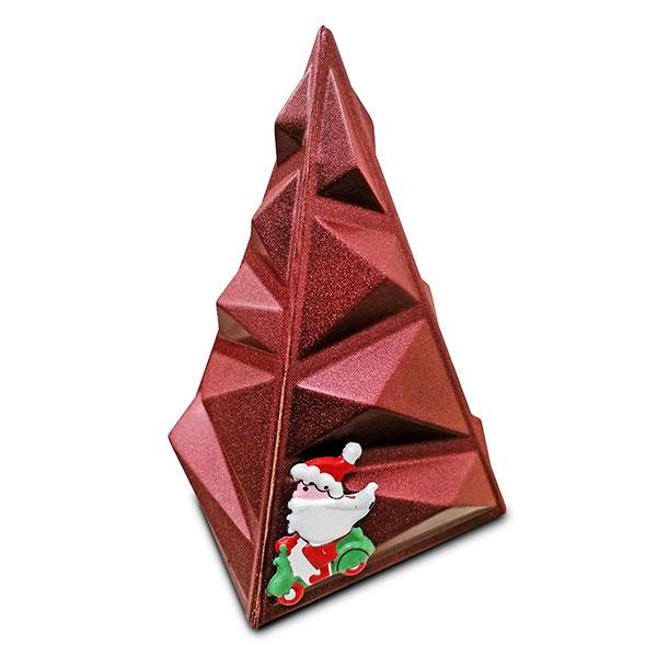 01 Piramide Fondente